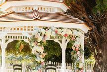 Venue & Ceremony Sites / Inspiration for wedding venues and ceremony sites