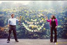 Weddings & Engagements at Georgia Aquarium / Celebrate your special day in our one-of-a-kind aquatic setting! / by Georgia Aquarium