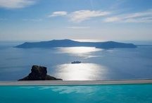 The Cyclades, Aegean Sea, Greece / The most beautiful place on Earth !