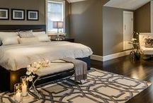 Master Bedrooms / by Erin