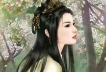 Chinoiserie & Chinese Life Style, Art & Decor / Love for Chinese Art and Culture / by Donita Hellmann