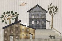 house quilts / by donna murray