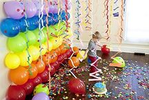 Party Ideas / Birthdays, Holidays and everything inbetween for party ideas