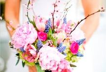 Floral Design / Floral design and beautiful bouquets