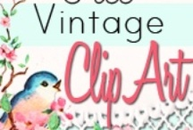 Vintage-y Prints/Printables & Such................... / by Diana Ross