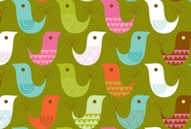 Birds / Bird patterns/prints / by Rebecca Allred