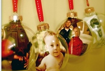 HOLIDAY: Christmas Ornament Ideas / by farmwifeks