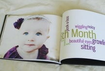 Crafts: Scrapbooking-Baby Book / by farmwifeks