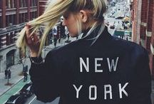 New York is the only real city-city. / (Truman Capote)