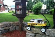 little free library / by Joyce Graham
