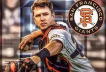 San Francisco Giants / by Sandra Gould