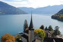 Switzerland  / by Kathy Mills