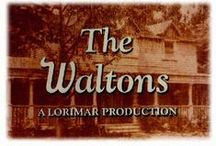 The Waltons / by Kathy Mills