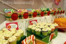 Orange Blossom: Friends of Strawberry Shortcake Birthday / Shine the spotlight on Orange Blossom