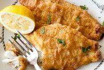 Fish & Seafood Recipes / by Tammy Marcuzzo (Recipes, DIY Tips & Ideas and Anything Else I Want to Add)