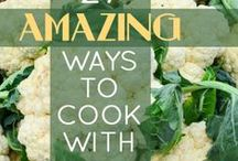 Cooking, Kitchen, Food & Nutrition Tips / by Tammy Marcuzzo (Recipes, DIY Tips & Ideas and Anything Else I Want to Add)
