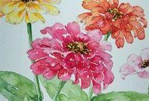 Wonderful Watercolor / by Mariam Weisel