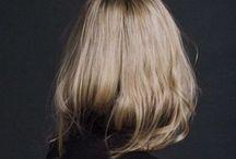 perfect lob, blunt cut and linen tones