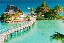 Honeymoon Locations / Locations for the perfect honeymoon
