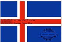 Geography- Iceland Unit Study / #Iceland #homeschool #geography