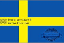 Geography- Sweden Unit Study