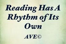 """READ to the RHYTHM / """"Reading has a rhythm of its own."""" --Chicago Ridge Library"""