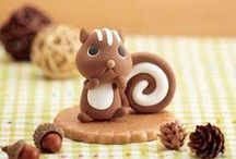 Forest animals craft