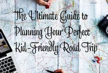 traveling with kids / tips, tricks and secrets for traveling with children  family travel, travel tips, road trips