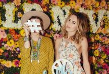 Peace, Love & Old Navy / Throw some flowers in your hair and join the love fest with '70s-influenced finds.  / by Old Navy