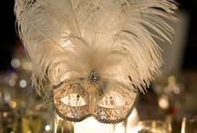 Event: Masquerade Theme / Masquerade theme event ideas for decorations, food, entertainment, attire, and more