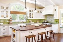 Now we're Cookin' / Dreamy kitchen ideas