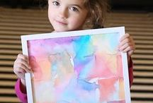 kids crafts / kids crafts, projects for kids