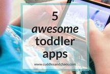 kids tech / kids technology, kids podcasts, kids apps, YouTube for kids