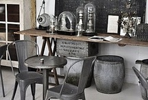 Industrial Chic Style