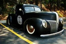 INDY 41 FORD  / by Independent Trucks