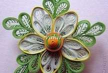 quilling / by Crafty Lady Harriet