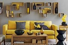 Decorate with YELLOWS