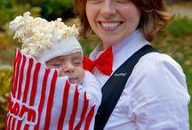 Babywearing costumes / Babywearing costumes for fun