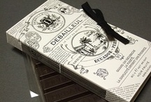 DESIGN | Chocolate Packaging / Chocolate Packaging Design #chocolate #package #packaging #design #identity