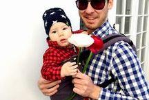 Babywearing Dads / Fathers, Dads, Daddys babywearing #babywearingdads #babywearingfathers