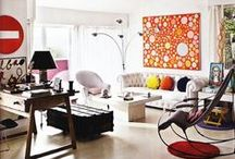 Living Room Art Inspiration / by Canvas World