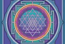 Mandala and yantra