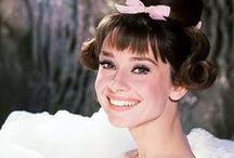 Audrey Hepburn♕♚