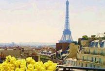 Je t'aime PARIS ♥ ✈ ♡