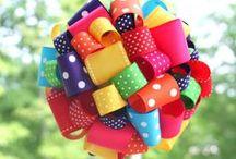 Colorful bright
