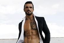 Stuart Reardon / OMFG, I LOVE Stuart!! I could look at pix of him all day. Speechless...no words can do this man justice.