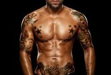 INKspiration / tattoos, potential book characters (male and female)