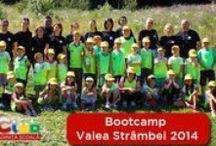 BootCamp 2014 Kids Club / Gradinita si Scoala Kids Club Militari au trait cu intensitate o saptamana memorabila in tabara organizata la Valea Strambei, un tinut de vis, exploatat la maxim in aventura traita de copii.