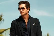 Justice Joslin / This man is drop dead gorgeous and ultimate in HOT and SEXY...he's on my hall pass list ;D