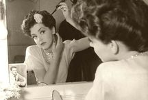 vintage / Costume, hair, & makeup ideas / by Ally Grace Pope